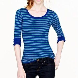 J. Crew Painter Tee T-Shirt Striped Top
